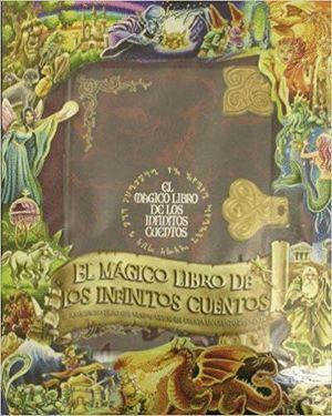 EL MAGICO LIBRO DE LOS INFINITOS CUENTOS (DE LUJO)