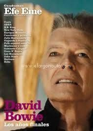CUADERNOS EFE EME N.20 DAVID BOWIE