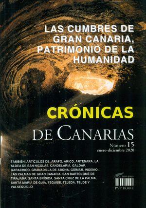 CRONICAS DE CANARIAS N.15