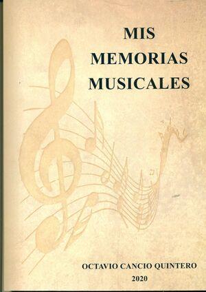 MIS MEMORIAS MUSICALES
