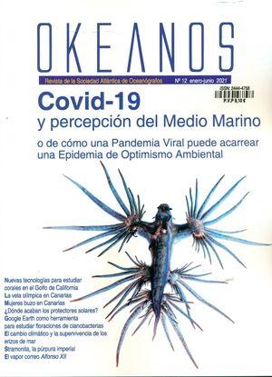 OKEANOS N.12 COVID-19 Y PERCEPCIÓN DEL MEDIO MARINO