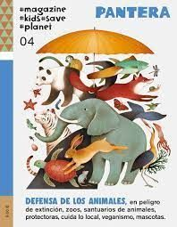 PANTERA 04 DEFENSA DE LOS ANIMALES