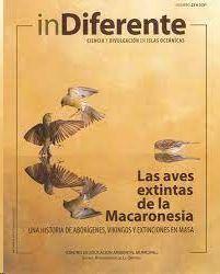INDIFERENTE N.23 LAS AVES EXTINTAS DE LA MACARONESIA