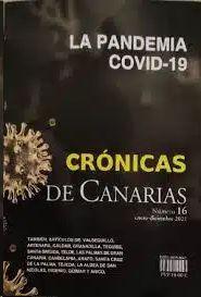 CRÓNICAS DE CANARIAS N.16 LA PANDEMIA COVID-19