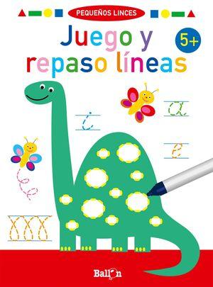 JUEGO Y REPASO LINEAS 5+