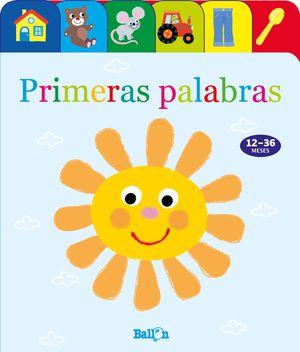 PRIMERAS PALABRAS (12-36 MESES)
