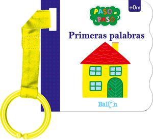 PRIMERAS PALABRAS. PASO A PASO