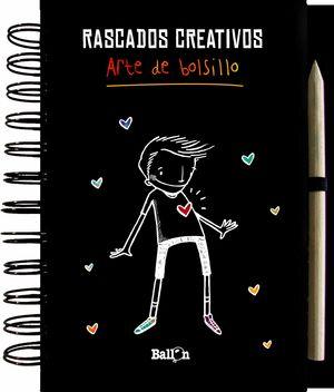 RASCADOS CREATIVOS. ARTE DE BOLSILLO. LAS EMOCIONES