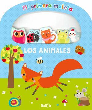 LOS ANIMALES. MI PRIMERA MALETA