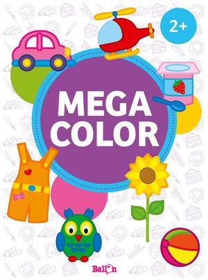 MEGA COLOR 2+