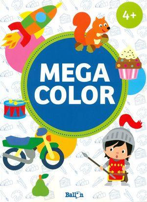MEGA COLOR +4