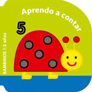 APRENDO A CONTAR - BAMBINOS 1-3 AÑOS