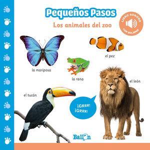 LOS ANIMALES DEL ZOO. PEQUEÑOS PASOS