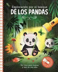 EXPLORACION POR EL BOSQUE DE LOS PANDAS