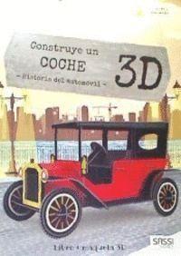 CONSTRUYE UN COCHE EN 3D - VIAJA, CONOCE, EXPLORA (LIBRO + MAQUETA)