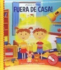 VAMOS A DORMIR FUERA DE CASA!