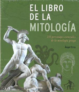 EL LIBRO DE LA MITOLOGIA