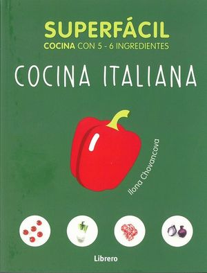 COCINA ITALIANA. SUPERFACIL