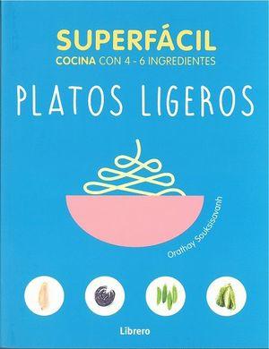 PLATOS LIGEROS. SUPERFÁCIL