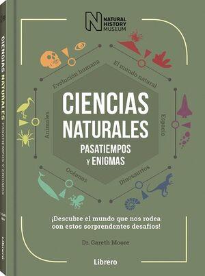 CIENCIAS NATURALES. PASATIEMPOS Y ENIGMAS