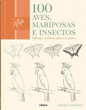 100 AVES, MARIPOSAS E INSECTOS