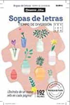 BLOC DE SOPAS DE LETRAS 06