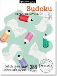 SUDOKU. TIEMPO DE DIVERSIÓN T.8