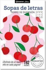 SOPAS DE LETRAS. TIEMPO DE DIVERSIÓN T.8