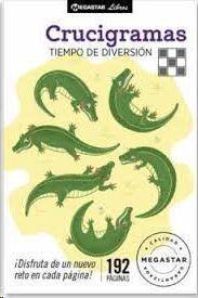 CRUCIGRAMAS. TIEMPO DE DIVERSIÓN N.4