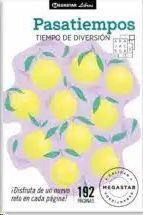 PASATIEMPOS TIEMPO DE DIVERSIÓN 09