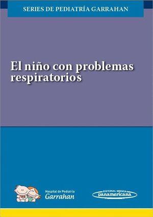 EL NIÑO CON PROBLEMAS RESPIRATORIOS
