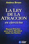 LEY DE LA ATRACCION EN EJECICIOS