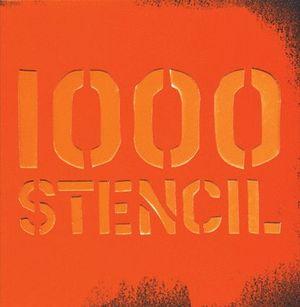 1000 STENCIL. ARGENTINA GRAFFITI