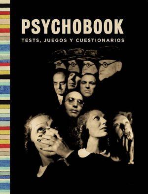 PSYCHOBOOK. TESTS, JUEGOS Y CUESTIONARIOS
