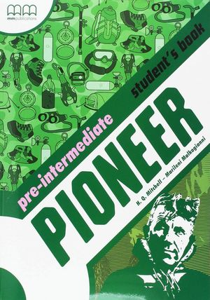 PIONEER PRE-INTERMEDIATE STUDENT'S BOOK + CLASS CD