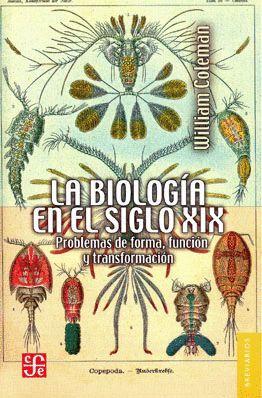 LA BIOLOGIA EN EL SIGLO XIX