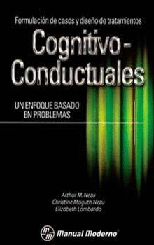 FORMULACION DE CASOS Y DISEÑO DE TRATAMIENTOS COGNITIVO-CONDUCTUALES
