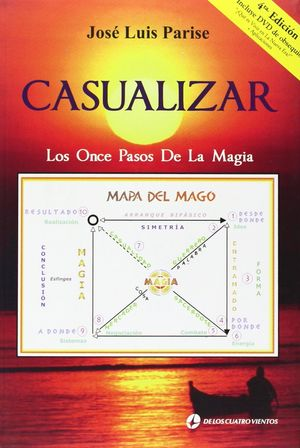 CASUALIZAR. LOS ONCE PASOS DE LA MAGIA