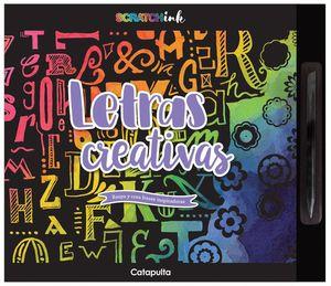 LETRAS CREATIVAS