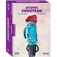 JACQUES COUSTEAU. PUZZLE BOOK 300 PIEZAS