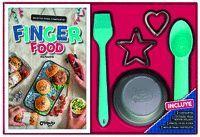 FINGER FOOD. RECETAS PARA COMPARTIR (CAJA)