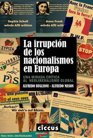 LA IRRUPCION DE LOS NACIONALISMOS EN EUROPA