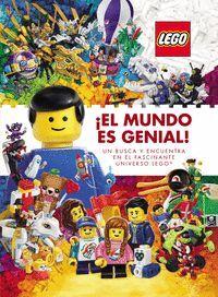 EL MUNDO ES GENIAL! UN BUSCA Y ENCUENTRA EN EL FASCINANTE UNIVERSO LEGO