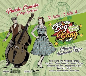 Big Bang Vintage Festival 29 junio al 9 de julio